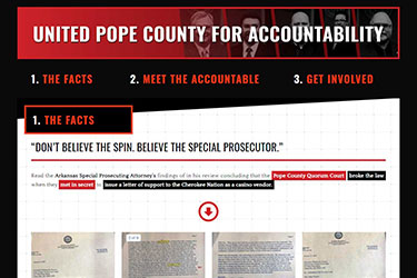 united pope county thumb